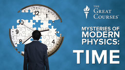 Why Time Is a Mystery