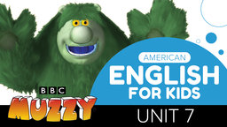 American English For Kids - Unit 7